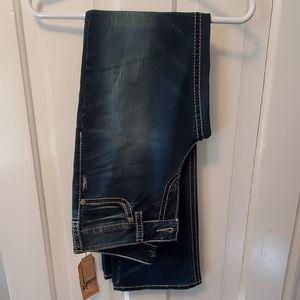 Silver Jean Co. Suki/Super Stretch Jeans